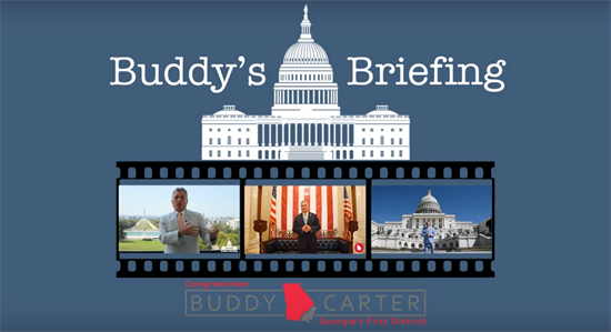 Buddy's Briefing